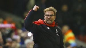 Klopp kehrt mit Liverpool nach Deutschland zurück