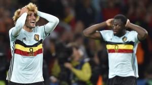 Belgien zerfleischt sich selbst