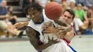 Keine Neuauflage: Die zweite Basketball Aid Tour findet nicht so statt wie 2014