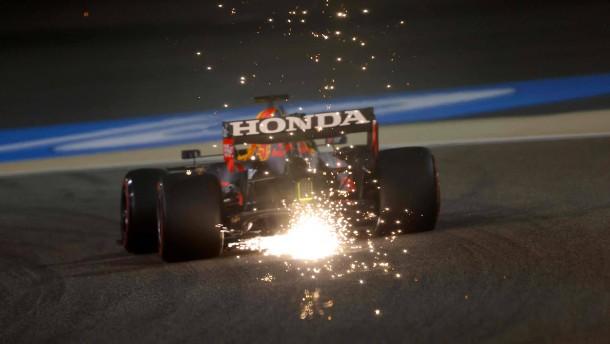 Schumacher und Vettel auf dem vorletzten und vorvorletzten Platz