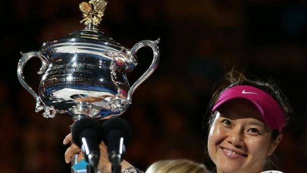 Li Na gewinnt erstmals die Australian Open