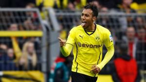 Leichtes Spiel für Dortmund
