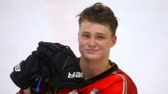 Bester Angreifer der U-20-WM: Tim Stützle stürmt nun für die Ottawa Senators.