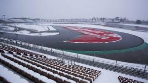 Formel Eis statt Formel 1