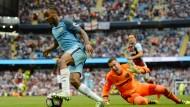 Manchester City behält seine weiße Weste