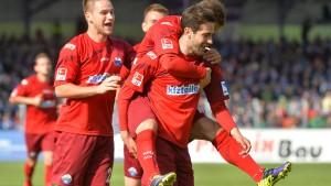 Paderborn steht dicht vor dem Aufstieg