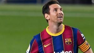 Messi trifft für Barça – Guardiola erlebt Debakel