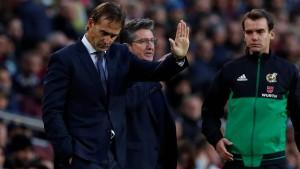 Demütigung in Barcelona kostet Real-Trainer wohl den Job