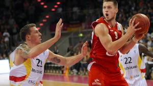 Deutsche verlieren abermals gegen Polen