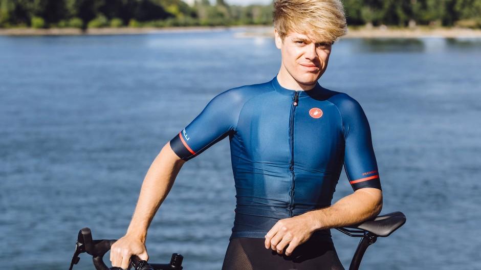 Zu Wasser und auf dem Rad schnell: Jason Osborne