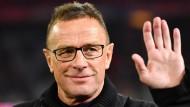 Ralf Rangnick kann Zeichen geben, so viel er will: Der DFB hat ihn in der Bundestrainer-Frage bisher nicht kontaktiert.