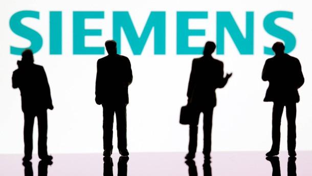 Es wird Zeit für Veränderungen bei Siemens
