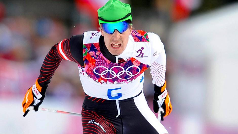 Der Skilangläufer Johannes Dürr brachte die Operation Aderlass ins Rollen.