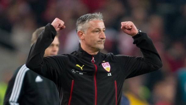 Kramny wird Cheftrainer in Stuttgart