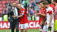"""Mainz 05 will ein """"besonderer Verein"""" bleiben: Aber unklar ist noch die Rolle des aktuellen Präsidenten Harald Strutz im neuen Konstrukt"""