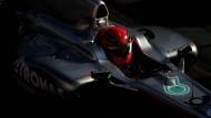 Tempo 316: Hält der Mercedes mit Michael Schumacher, was er verspricht?