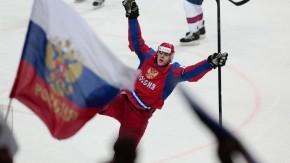 Auch der beste Spieler der letzten Saison, der Russe Jewgeni Malkin von den Pittsburgh Penguins, kam