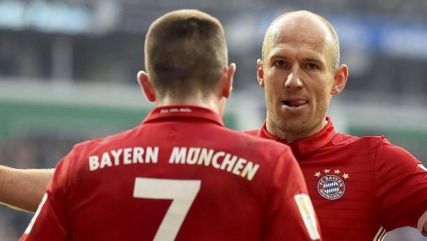 Das letzte Hurra der alten Bayern-Stars