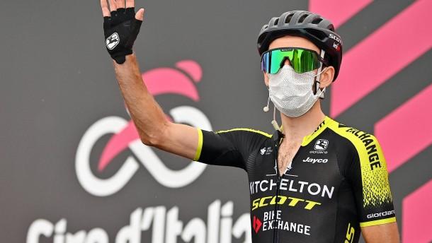 Schafft es der Giro bis ins Ziel?