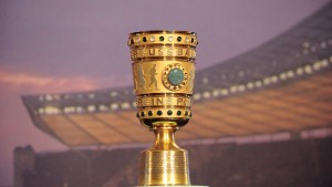 Spielplan der 2. Runde im DFB-Pokal