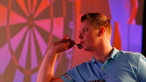 Max Hopp – Dart-Spieler aus Idstein