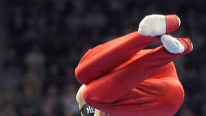 Nguyen gelingt Sensation am Barren