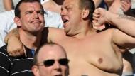 """Stiff upper lip: die englische Version des """"Lebbe geht weida"""" gilt auch in Newcastle"""