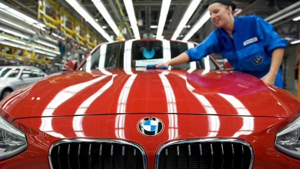BMW überrascht mit Gewinnsprung