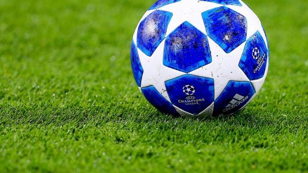 Champions League Im Liveticker Faz