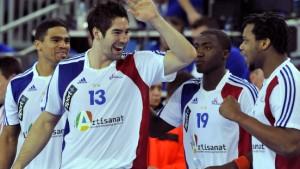 Frankreich und Kroatien im Halbfinale