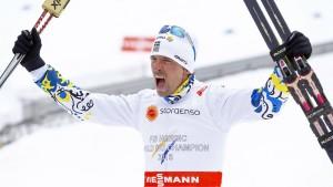 Nächstes WM-Gold für Schweden