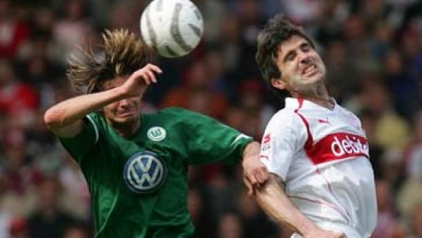 VfB zeigt im Endspurt Nerven