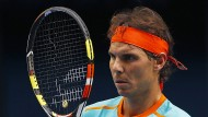 Durch seinen neuen Hightech-Schläger weiß Rafael Nadal fast alles über sich