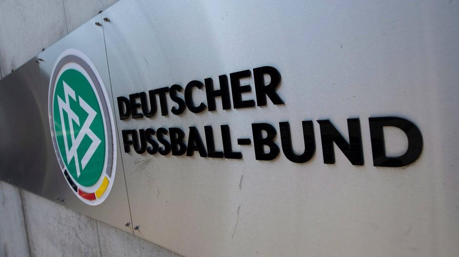 Großer Verband, große Probleme: der Deutsche Fußball-Bund