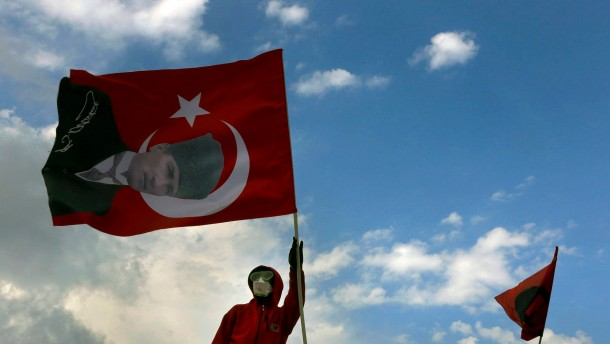 Erdogan erwägt Referendum über Gezi-Park