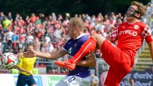 Düsseldorf holt ersten Saisonsieg