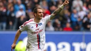 Lasogga haucht dem HSV neues Leben ein