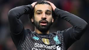Liverpool erholt sich nicht vom frühen Schock