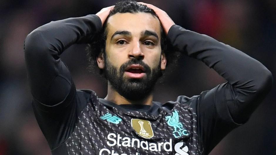 Mohamed Salah und der FC Liverpool trafen nicht in Madrid.