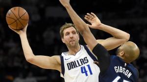 Der kuriose Kampf um den letzten Platz in der NBA