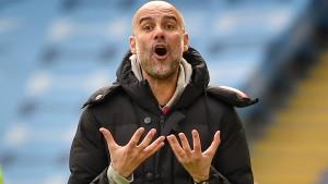 Manchester City düpiert