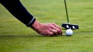 Golf kann doch nicht so schwer sein. Oder doch?