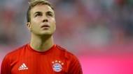 Das Thema Götze belastet den FC Bayern