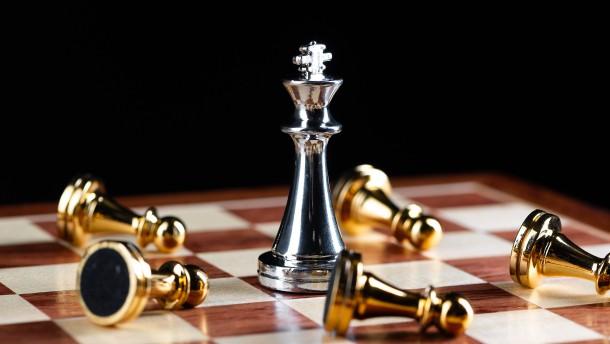 Schach als Spiel der Sexisten