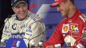 Schumacher-Brüder in der ersten Starteihe
