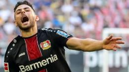 Lockere Rhein-Partie für Leverkusen