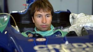 Crash-Pilot Frentzen startet in Indianapolis für Sauber