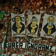 Protest am Pokalwochenende: Die Fans werfen DFB und DFL Ignoranz vor