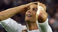Das darf nicht wahr sein: Cristiano Ronaldo verschoss zuletzt sogar einen Elfmeter