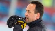 """Eishockey-Bundestrainer Marco Sturm vor der WM: """"Man muss, wenn man weiterkommen möchte, groß denken"""""""